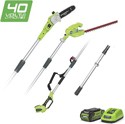 Greenworks Coupe-Branche